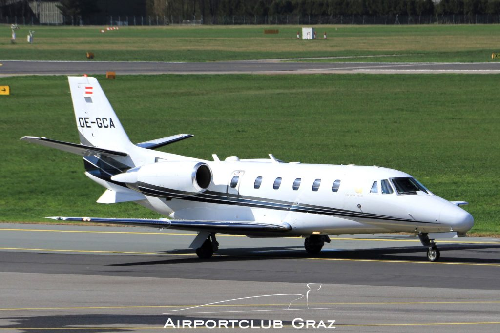 Goldeck Flug Cessna 560XL Citation Excel OE-GCA