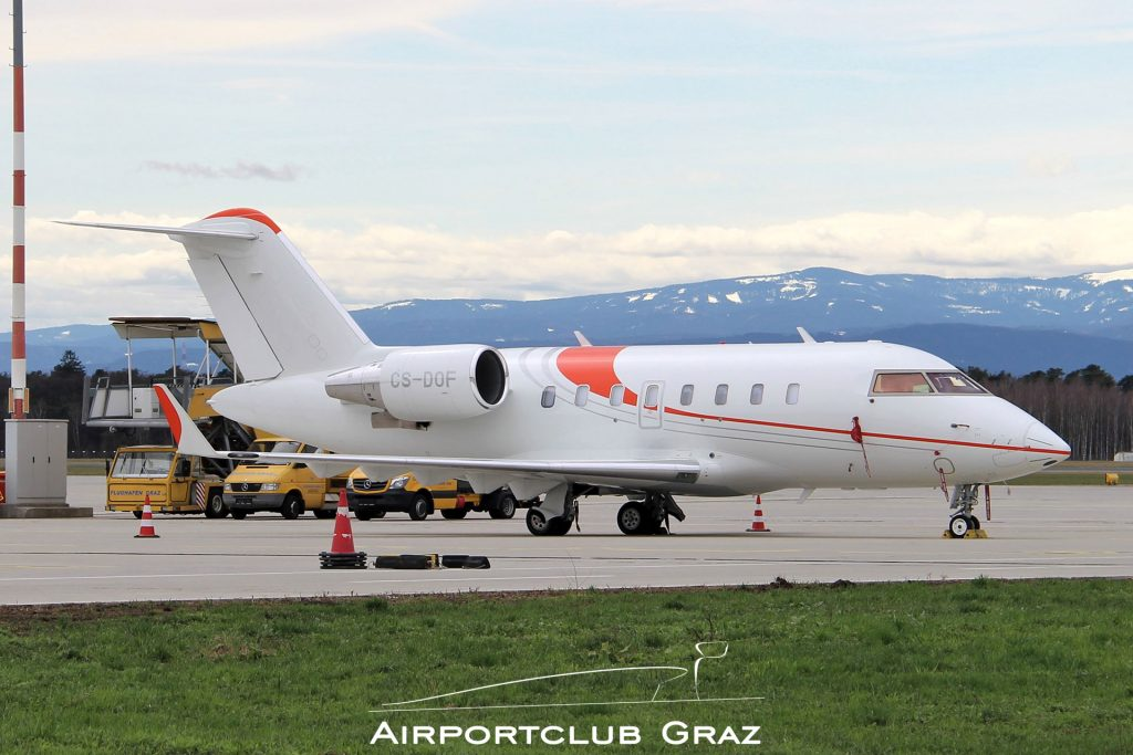 Jetcapital Aviation Bombardier CL-600-2B16 Challenger 605 CS-DOF