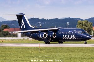 Astra Airlines Bae 146-300