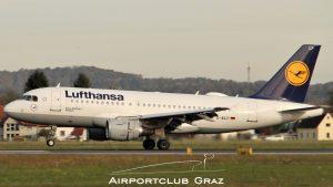 Lufthansa Airbus 319-114