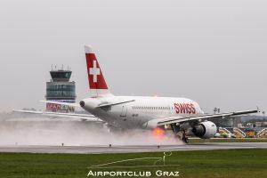 Swiss Airbus 319-112