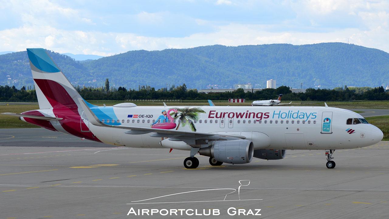 Eurowings Airbus 320