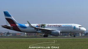 Eurowings Airbus 320-214