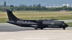 Air Alsie ATR 72-212A