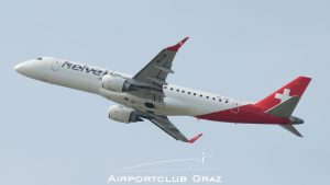 Helvetic Airways Embraer 190