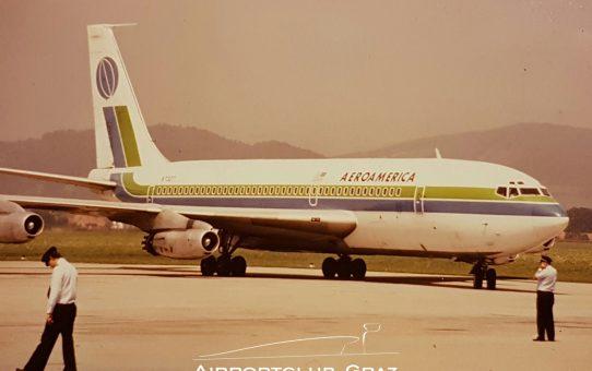 #TBT AeroAmerica Boeing 720