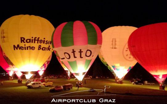 Nacht der Ballone - Hofkirchen