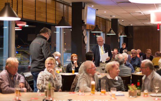 Zu Gast beim Fan-Club Salzburg Airport
