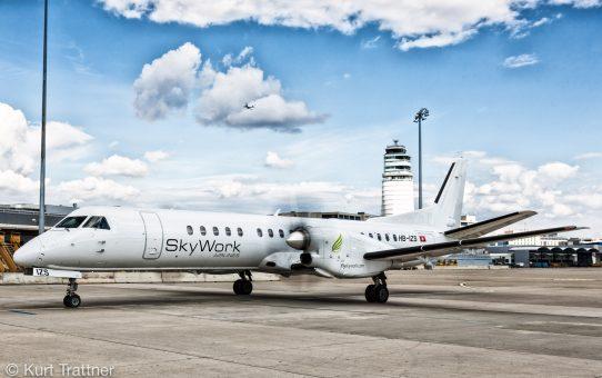 Mit SkyWork direkt von Graz nach Berlin