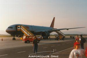 Lauda Air Boeing 777-2Z9ER