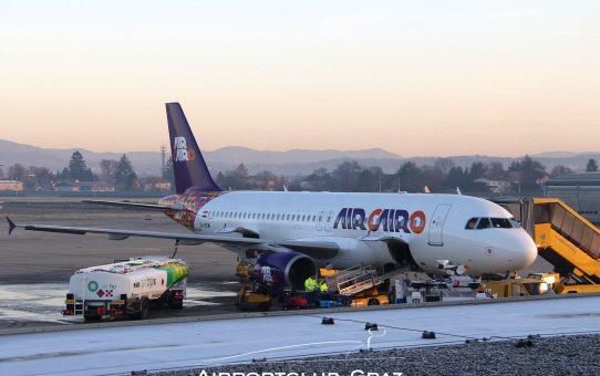 Flughafen Graz präsentiert den Winterflugplan 2018/2019
