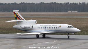 Bolivia Air Force Dassault Falocn 900EX