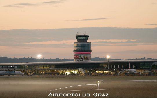 Flughafen Graz feiert das beste Passagierergebnis seiner Geschichte