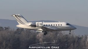 ExecuJet Aviation Bombardier Challenger 605