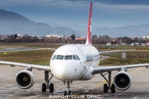 Helvetic Airways Airbus 319-112
