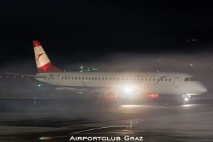 Austrian Airlines Embraer 195