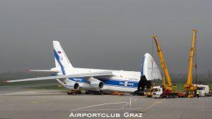 Volga Dnepr Airlines Antonov An-124-100 Ruslan