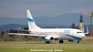 Enter Air Boeing 737-8AS