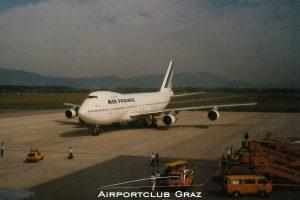 Air France Boeing 747-128 F-BPVP