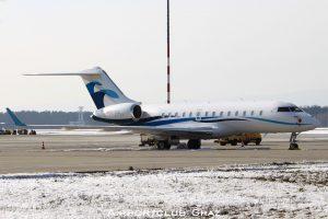 Avcon Jet Global 5000 OE-ICA