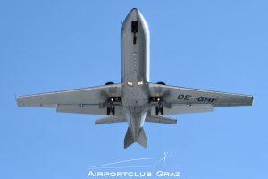 JW Flighttraining Graz Learjet 40XR OE-GHF