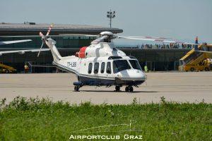 Agusta-Westland AW-139 T7-LSS