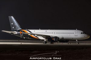 Titan Airways Airbus 320-232 G-POWM
