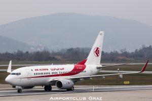 Air Algerie Boeing 737-7D6C 7T-VKS