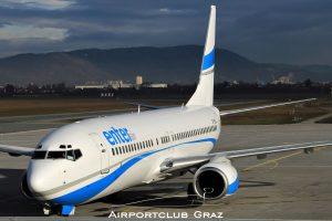 Enter Air Boeing 737-8CX SP-ENL