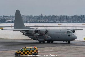 Bundesheer C-130K Hercules 8T-CA