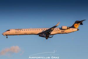 Lufthansa Cityline CRJ-900 D-ACKA