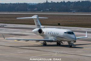 Swiss Global Jet Bombardier Challenger 300 D-BEAM