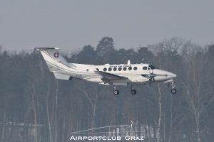 Swiss Air Force Beech B300 Super King Air 350C T-721