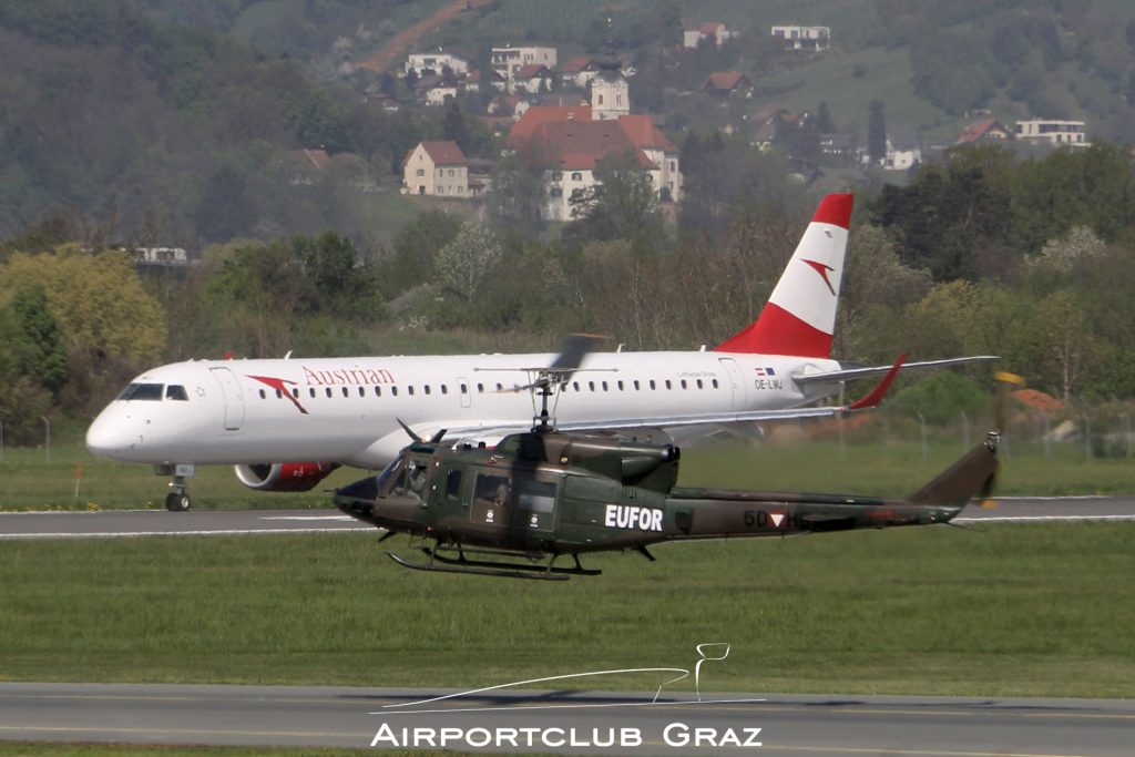 Bundesheer Agusta-Bell AB-212AM 5D-HG