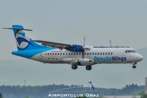 Danube Wings ATR 72-202 OM-VRA