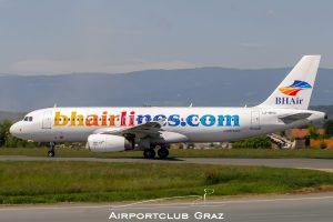 BH Air Airbus 320-232 LZ-BHG