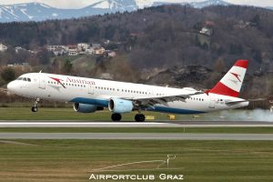 Austrian Airlines Airbus 321-211 OE-LBD