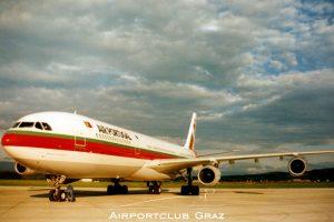 TAP Air Portugal Airbus 340-312 CS-TOC