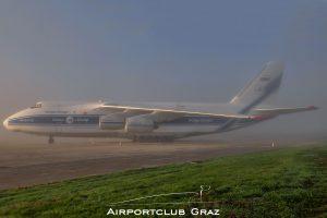 Volga Dnepr Airlines Antonov An-124-100 Ruslan RA-82043