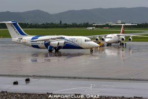 CityJet BAe Avro RJ85 EI-RJX