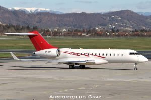 Empire Aviation Bombardier Global Express XRS VP-CTP