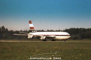 Montana Austria Boeing 707-138B OE-INA
