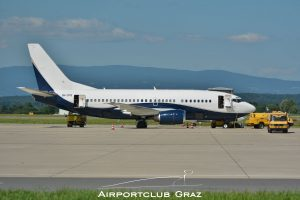 Air X Charter Boeing 737-505 9H-OME