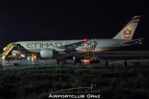 Etihad Cargo Boeing 777-FFX A6-DDB