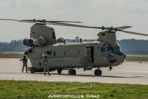 United States - US Army Boeing CH-47F Chinook 13-08435