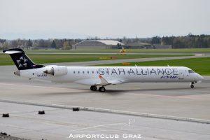 Adria Airways CRJ-900 S5-AAV