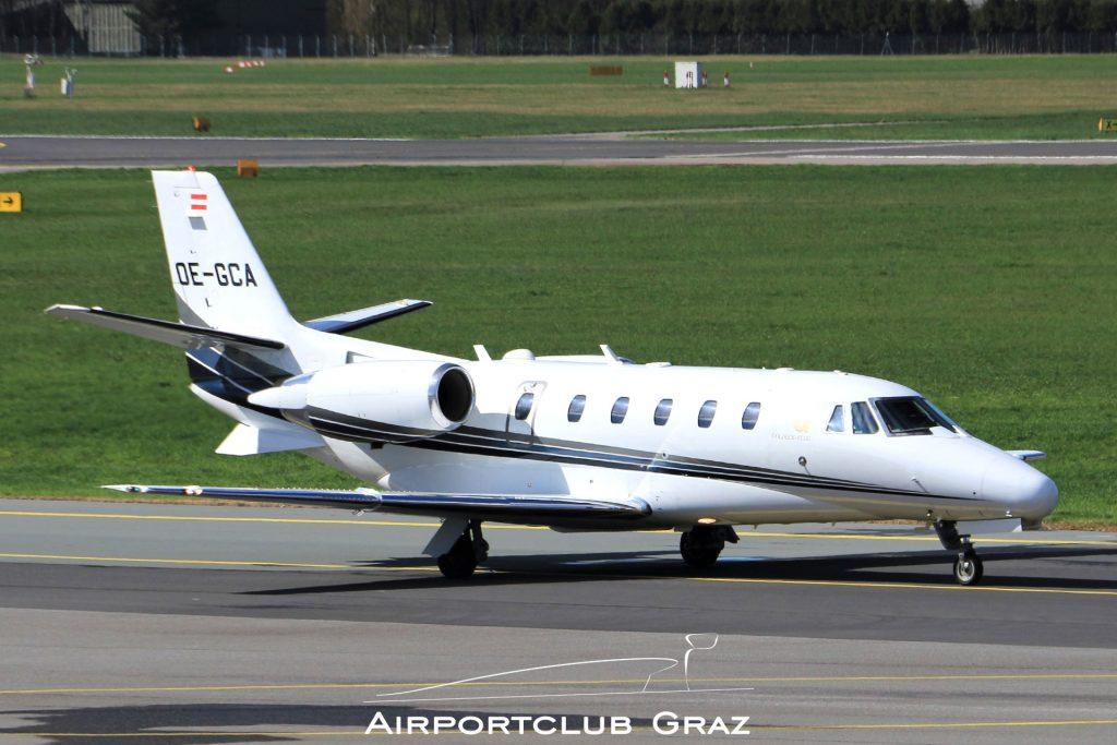 Goldeck Flug Cessna 560XL Citation Excel OE-GCA
