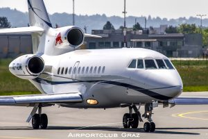 The Flying Bulls Dassault Falcon 900EX OE-IDM