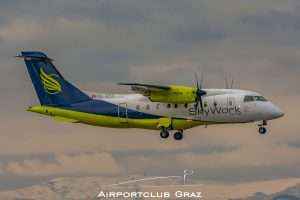 SkyWork Airlines Dornier Do-328-110 HB-AER