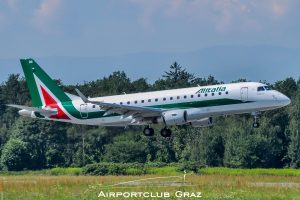 Alitalia Embraer 175 EI-RDB